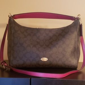 Coach East West Celeste Convertible Purse